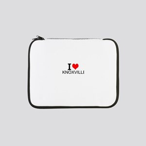 """I Love Knoxville 13"""" Laptop Sleeve"""