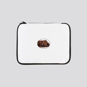 "red tail boa 13"" Laptop Sleeve"