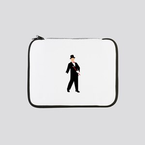 "Ballroom Dancer 13"" Laptop Sleeve"