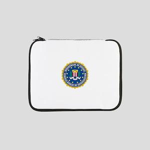 "federal bureau of investigation 13"" Laptop Sleeve"