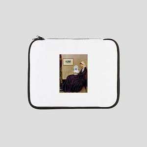 "5.5x7.5-WMOM-Coton2 13"" Laptop Sleeve"