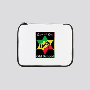 "RoR_OldSchool_ 13"" Laptop Sleeve"