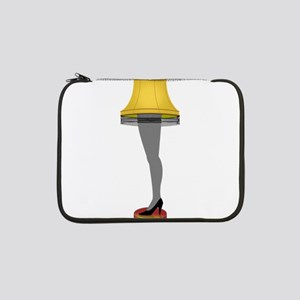 "leg lamp 13"" Laptop Sleeve"