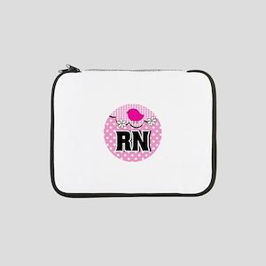 """Nurse RN Birdie 13"""" Laptop Sleeve"""