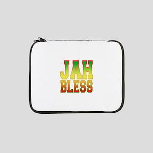 "Jah Bless 13"" Laptop Sleeve"