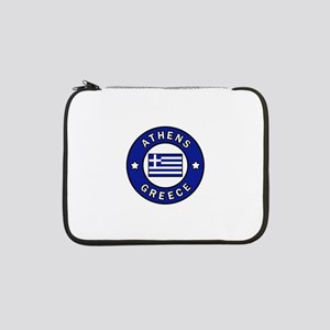 "Athens Greece 13"" Laptop Sleeve"