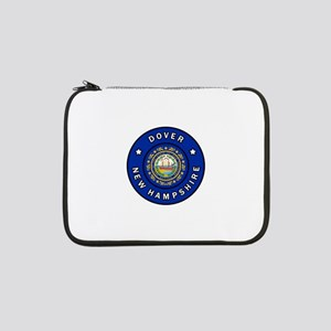 "Dover New Hampshire 13"" Laptop Sleeve"