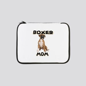 "Boxer Mom 13"" Laptop Sleeve"