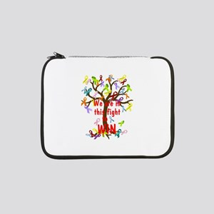 """We are in this figh... 13"""" Laptop Sleeve"""