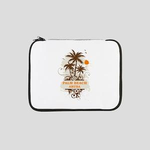 "Palm Beach Aruba 13"" Laptop Sleeve"