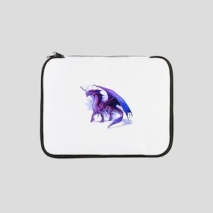 "Purple Dragon 13"" Laptop Sleeve"