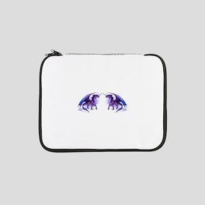 "Purple Dragons 13"" Laptop Sleeve"