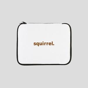 "Squirrel 13"" Laptop Sleeve"