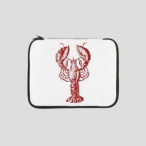 "Red Lobster 13"" Laptop Sleeve"