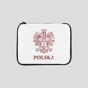 """Vintage Polska 13"""" Laptop Sleeve"""