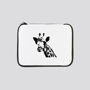 "The Shady Giraffe 13"" Laptop Sleeve"