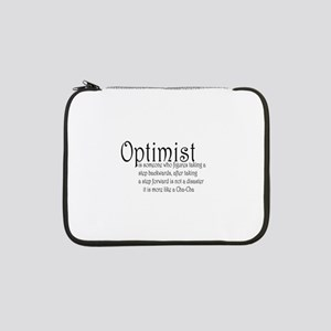 "optimist 13"" Laptop Sleeve"