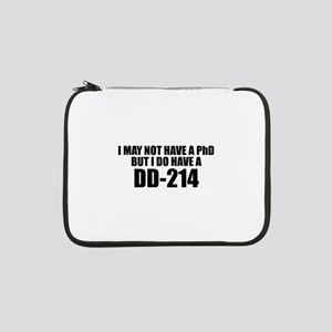 "dd214 13"" Laptop Sleeve"