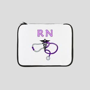 "RN Nurse Medical 13"" Laptop Sleeve"