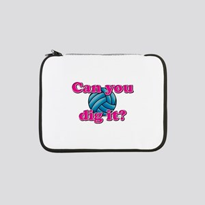 "Can you dig it 13"" Laptop Sleeve"