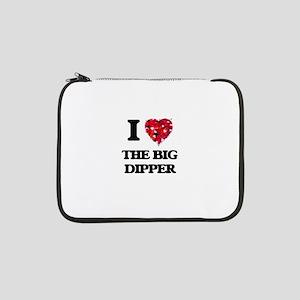 "I love The Big Dipper 13"" Laptop Sleeve"
