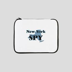"New York Spy 13"" Laptop Sleeve"