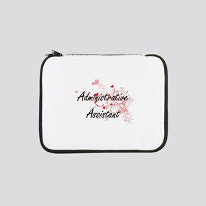 "Administrative Assistant Artisti 13"" Laptop Sleeve"