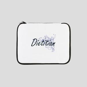 "Dietitian Artistic Job Design wi 13"" Laptop Sleeve"