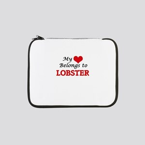 "My Heart Belongs to Lobster 13"" Laptop Sleeve"