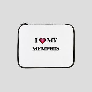 "I love Memphis 13"" Laptop Sleeve"