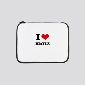 "I Love Hiatus 13"" Laptop Sleeve"