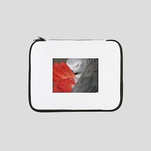 "Elegant Grey 13"" Laptop Sleeve"