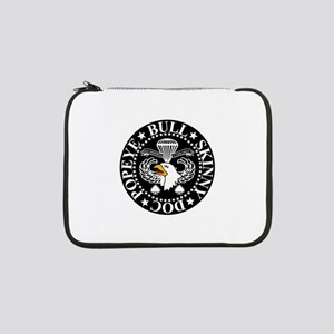 "Band of Brothers Crest 13"" Laptop Sleeve"