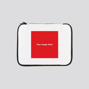 """Your Image Here 13"""" Laptop Sleeve"""
