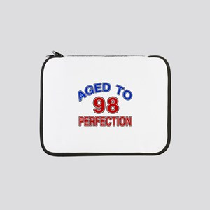"""98 Aged To Perfection 13"""" Laptop Sleeve"""