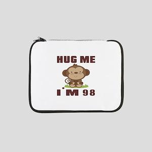 "Hug Me I Am 98 13"" Laptop Sleeve"