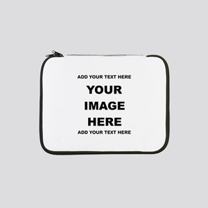 "Make Personalized Gifts 13"" Laptop Sleeve"