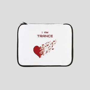 "I am Trance Heart 13"" Laptop Sleeve"