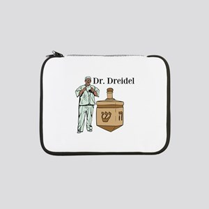 "Dr. Dreidel 13"" Laptop Sleeve"