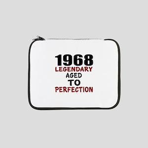 "1968 Legendary Aged To Perfectio 13"" Laptop Sleeve"