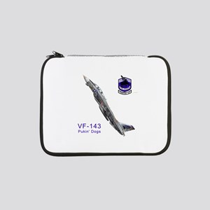"vf143logoApp 13"" Laptop Sleeve"