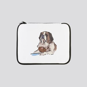 "Saint-Bernard 13"" Laptop Sleeve"