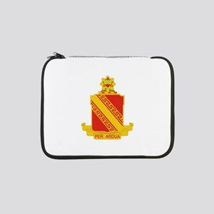 "44th Air Defense Artillery Regim 13"" Laptop Sleeve"