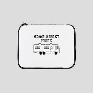 "Home Sweet Home Motorhome 13"" Laptop Sleeve"