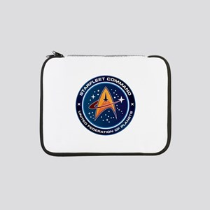 "Star Trek Federation Of Planets 13"" Laptop Sleeve"