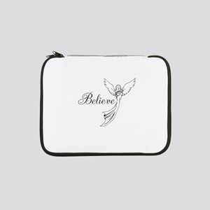 "I believe in angels 13"" Laptop Sleeve"