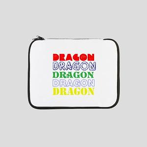 "DRAGON , DRAGON, DRAGON, ... 13"" Laptop Sleeve"