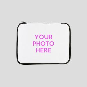 """Customize photos 13"""" Laptop Sleeve"""