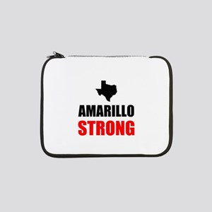 "Amarillo Strong 13"" Laptop Sleeve"