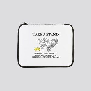 """Take A Stand 13"""" Laptop Sleeve"""